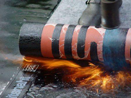 гидроизоляционный материал рулонный