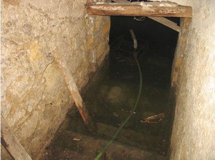 гидроизоляция изнутри подвала