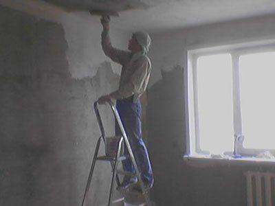 гидроизоляция трещин потолка