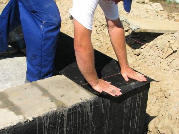горизонтальная гидроизоляция стен