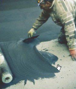 материалы для гидроизоляции оклеечной