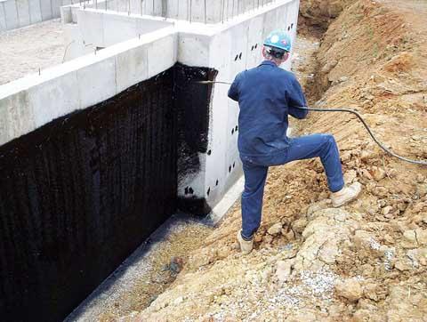 назначение гидроизоляции